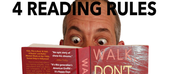 The Four Reading Rules of Bill Gates