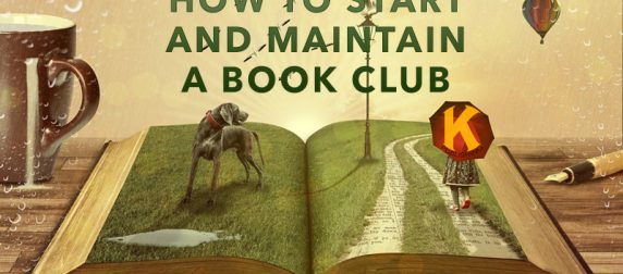 How to Start and Maintain a Book Club